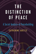 The Distinction of Peace