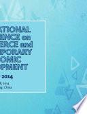 International Conference on E Commerce and Contemporary Economic Development