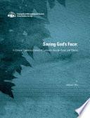 Saving God s Face