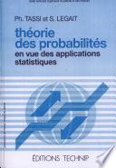 Th Orie Des Probabilit S En Vue Des Applications Statistiques