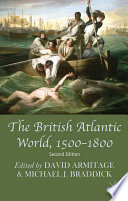 The British Atlantic World  1500 1800