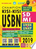 Champion Kisi Kisi USBN SD 2019