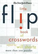 The New York Times Little Flip Book of Crosswords