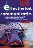 Effectiviteit in communicatiemanagement