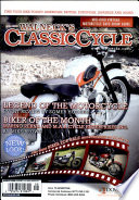 WALNECK'S CLASSIC CYCLE TRADER, AUGUST 2008