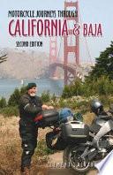 Motorcycle Journeys Through California   Baja