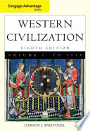 Cengage Advantage Books  Western Civilization  Volume I  To 1715