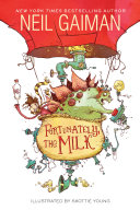 Fortunately, The Milk : of the corner shop, and heard a...