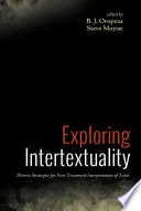 Exploring Intertextuality