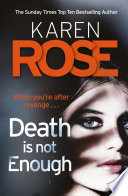 Death Is Not Enough (The Baltimore Series Book 6) : bestseller - 3 million books sold...