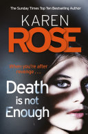 Death Is Not Enough (The Baltimore Series Book 6) Times Bestseller Three Million Books Sold