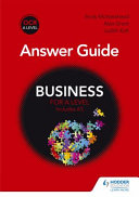 OCR Business for a Level Answer Guide