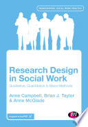Research Design in Social Work