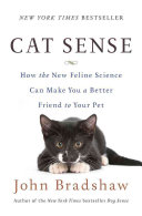 Cat Sense : and their numbers only continue to...
