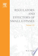 Regulators And Effectors Of Small Gtpases Part F Ras Family I book