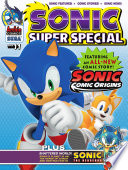 Sonic Super Special Magazine #11 : a whole new world alongside sonic...