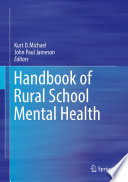Handbook of Rural School Mental Health