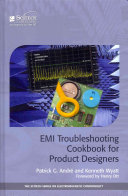 EMI Troubleshooting Cookbook For Product Designers : those who are trying to solve emi problems,...