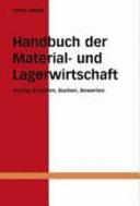Handbuch der Material- und Lagerwirtschaft