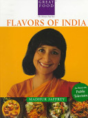 Madhur Jaffrey s Flavors of India