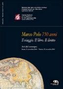 Marco Polo 750 anni