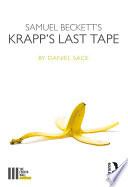 Samuel Beckett s Krapp s Last Tape