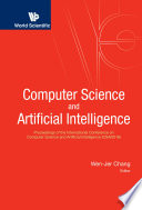 Computer Science And Artificial Intelligence   Proceedings Of The International Conference On Computer Science And Artificial Intelligence  Csai2016