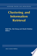 Clustering And Information Retrieval : or sub-spaces of a multi-dimension data distribution. clus...