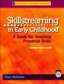 Skillstreaming in Early Childhood