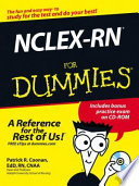 NCLEX-RN For Dummies : wishes to join the workforce as soon as...