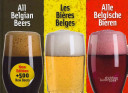 All Belgian Beers : all over the world. countless tourists collect...