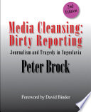 Media Cleansing  Dirty Reporting
