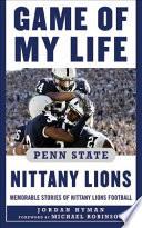 Game of My Life Penn Sate Nittany Lions Pdf/ePub eBook