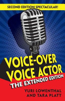 Voice Over Voice Actor The Extended Edition
