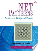 NET Patterns The Relatively New Field Of
