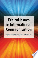 Ethical Issues in International Communication