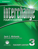 Interchange Level 3 Teacher's Edition with Assessment Audio CD/CD-ROM