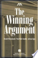 The Winning Argument