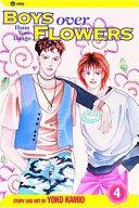 Boys Over Flowers, Vol. 4 by Yoko Kamio