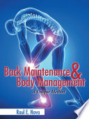 Back Maintenance   Body Management