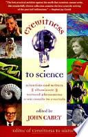 Eyewitness to Science