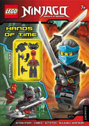 LEGO Ninjago  Hands of Time  Activity Book with Minifigure