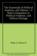 The Essentials of Political Analysis, 4th Ed. + a Stata Companion to Political Analysis, 2nd Ed. Package