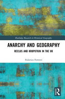 Anarchy and Geography