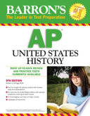 Barron's AP United States History Practice Exams With Answers And Explanations