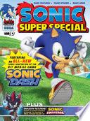Sonic Super Special Magazine #10 The World Of The Hit Sega Ios
