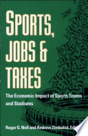 Sports  Jobs  and Taxes