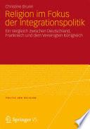 Religion im Fokus der Integrationspolitik