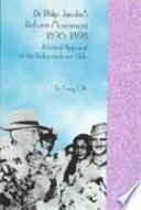 Dr Philip Jaisohn S Reform Movement 1896 1898