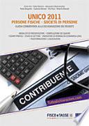 Unico 2011. Persone fisiche e società di persone